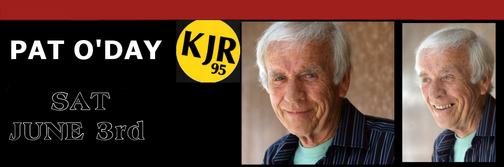 Saturday With Pat O'Day – JUNE 3rd – Radio Enthusiasts of